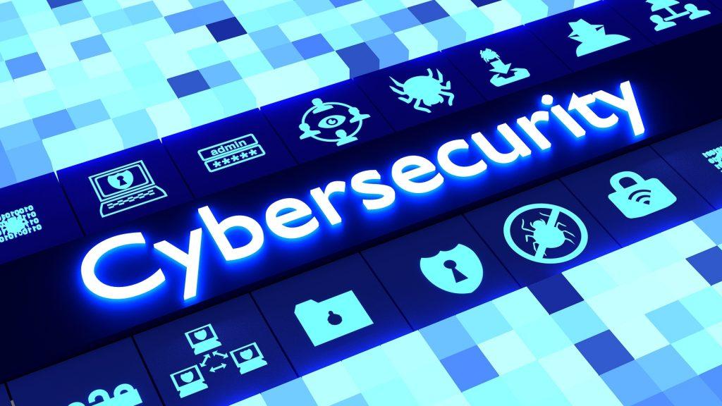 Cybersecurity Blue