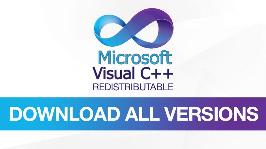 Microsoft VC Redistributable Download