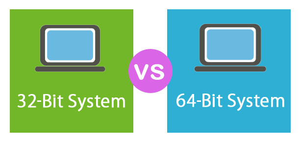 32 Bit vs 64 Bit operating system