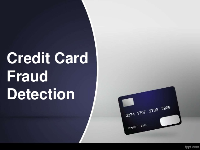 credit card fraud detection 1 638